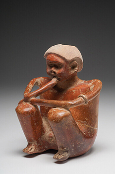 Chinesco Seated Male, Ex- Museum